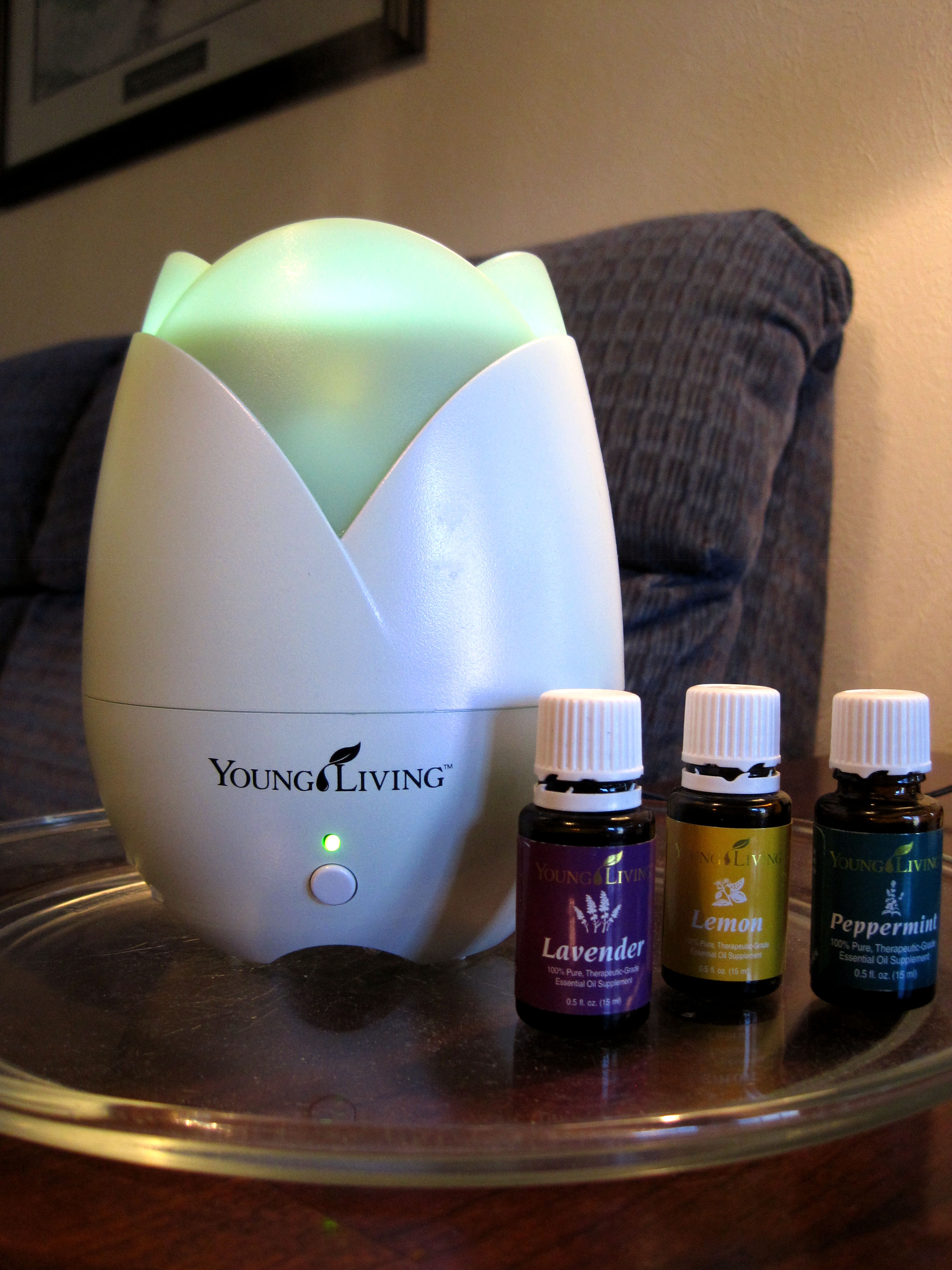 The MANY Benefits of Diffusing Essential Oils